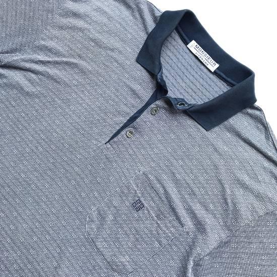 Givenchy Vintage Monsieur Givenchy Short Sleeve Polo Shirt not gucci supreme balenciaga guess Size US L / EU 52-54 / 3 - 2