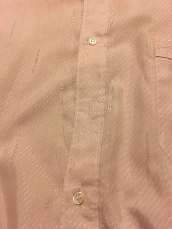 Givenchy Pink Long Sleeve Button Up Size US L / EU 52-54 / 3 - 5