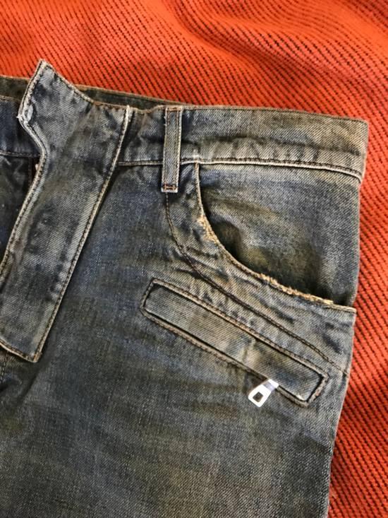 Balmain Balmain Classic Biker Jeans Size US 30 / EU 46 - 3