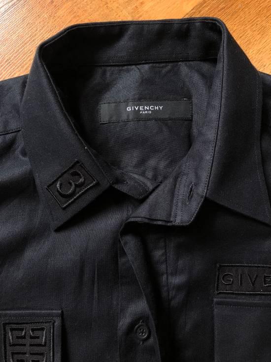 Givenchy Givenchy black shirts short sleeve Size US L / EU 52-54 / 3 - 8