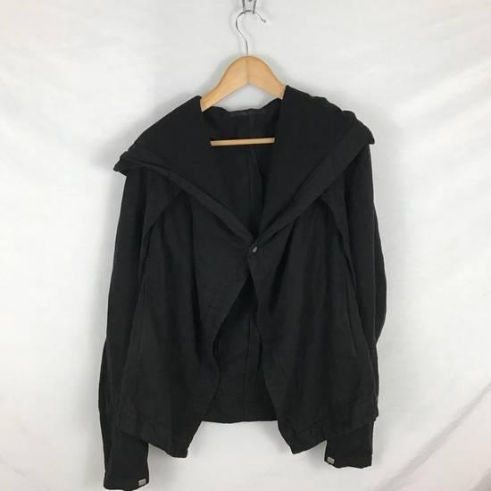 Julius 【Sale】Panelled large hooded jacket Size US S / EU 44-46 / 1 - 1