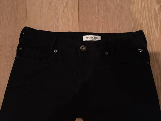 Balmain Black Jeans Size US 31 - 2