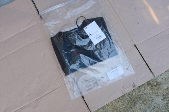 Balmain Black Ribbed Knit T-shirt Size US XS / EU 42 / 0 - 10