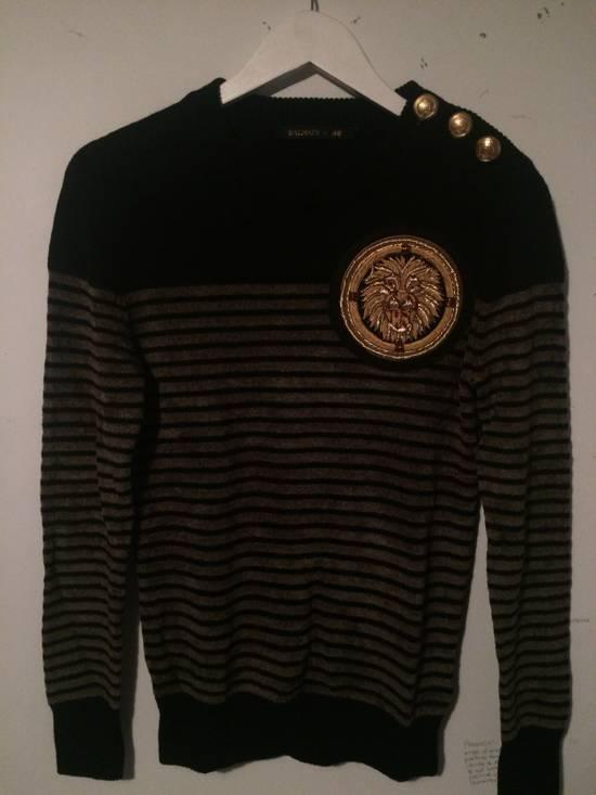 Balmain Lion Sweater Size US XS / EU 42 / 0