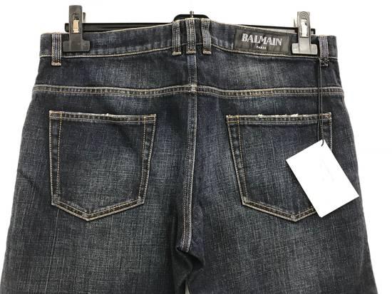 Balmain Balmain Biker Jeans Size 32 Model S6HT504D109V MADE IN ITALY Size US 32 / EU 48 - 6