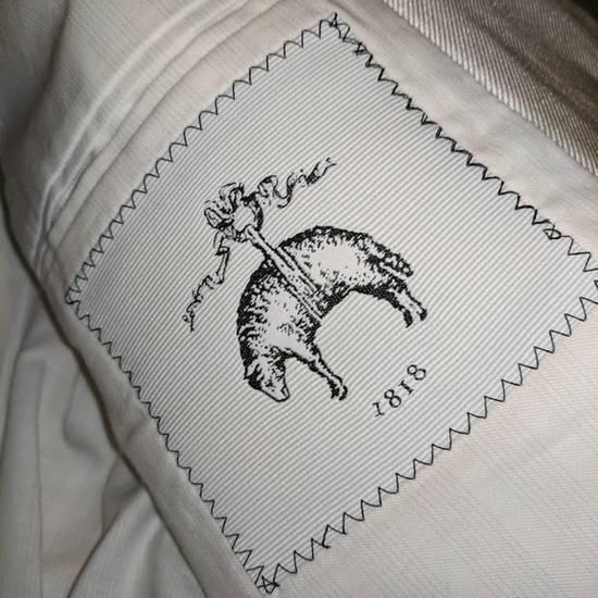 Thom Browne Seersucker Dinner Jacket Blazer Size 42R - 2