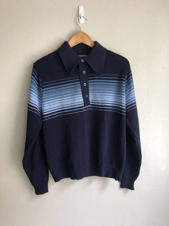 Givenchy VTG Givenchy GENTLMEN PARIS Wool Striped Sweater Size Medium Size US M / EU 48-50 / 2