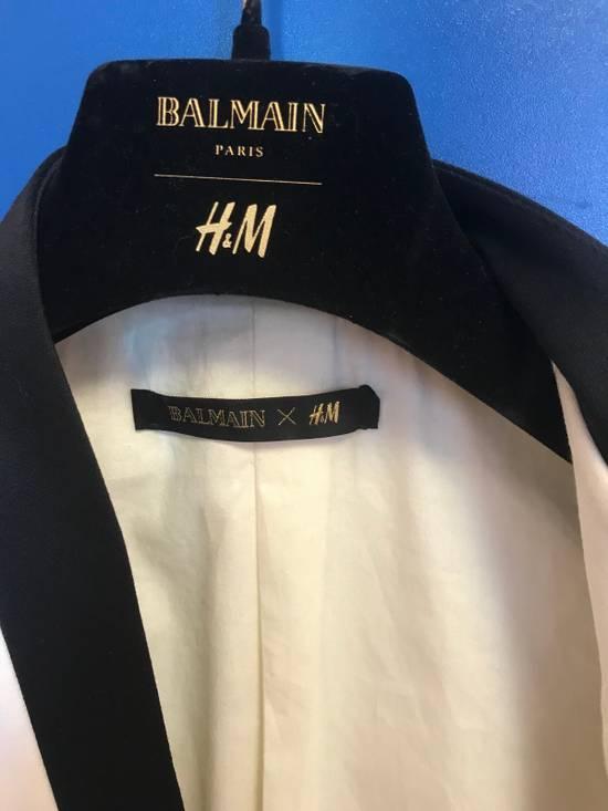 Balmain White Blazers Size 38R - 2