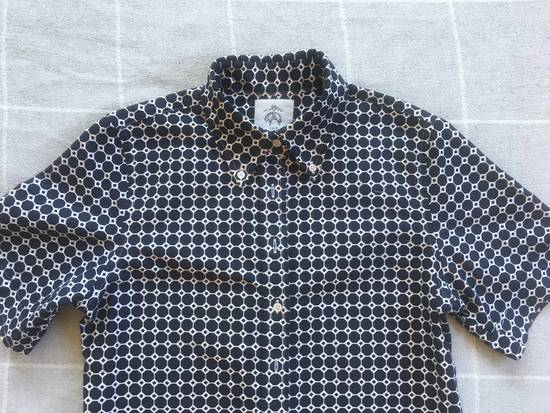 Thom Browne Brooks Brother Black Fleece Shirt Size US S / EU 44-46 / 1 - 1