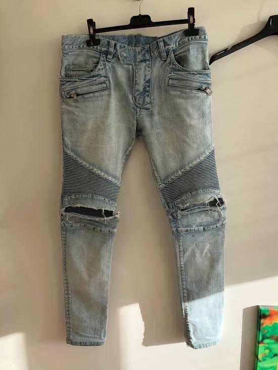 Balmain Balmain Biker Jeans Size US 32 / EU 48