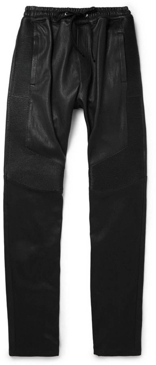 Balmain Biker Pants Size US 30 / EU 46 - 6