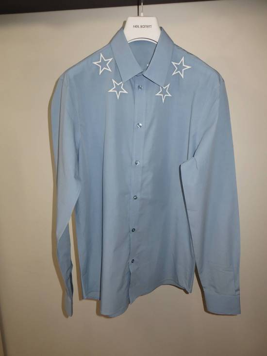 Givenchy Embroidered stars shirt Size US S / EU 44-46 / 1