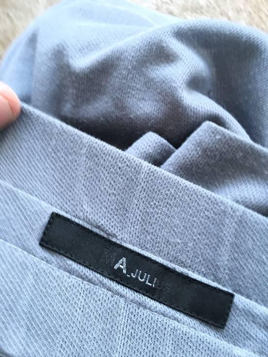 Julius Japan made silk and cotton layered skirted sweatpants Size US 29 - 11
