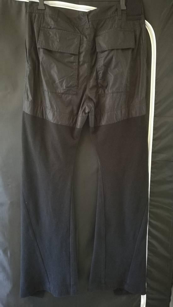 Julius BNWT 2017SS Limited Cargo Slit Cut Flare Wide Pants Size US 32 / EU 48 - 3