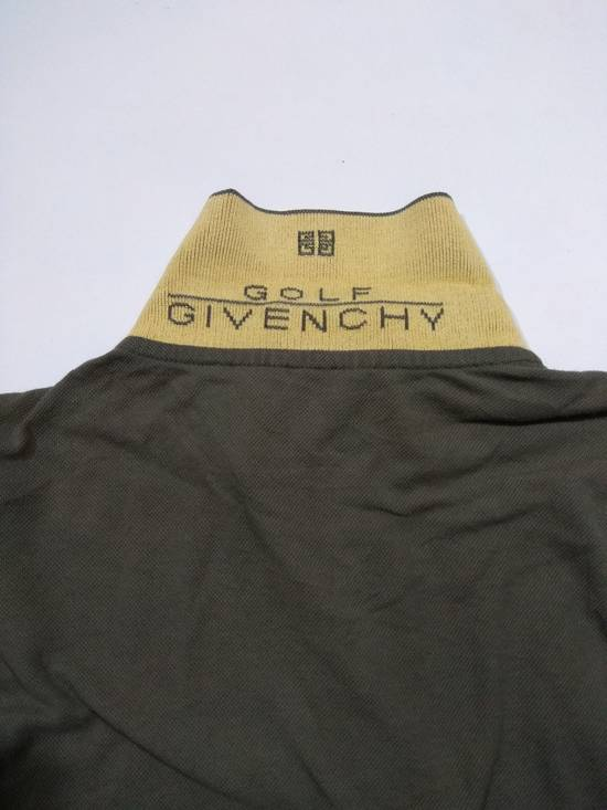 Givenchy Vintage Givenchy Golf Embroidered Logo Olive Colour Size US L / EU 52-54 / 3 - 4