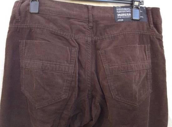 Julius Brown Julius Corduroy Pants Size US 31 - 3