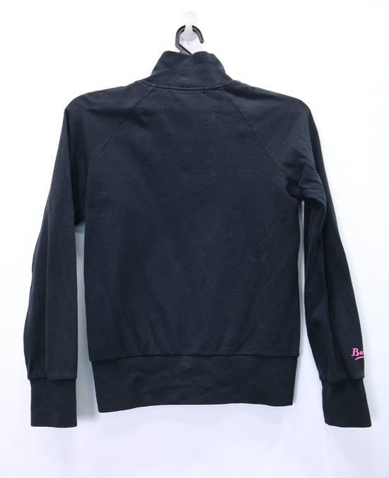 Balmain Vintage Balmain Paris Sweatshirts Zip Up Black Color Small Logo Spellout size 38 Size US S / EU 44-46 / 1 - 4