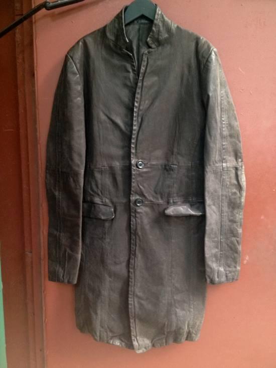 Julius Halo Leather Coat Size 3 Size US M / EU 48-50 / 2