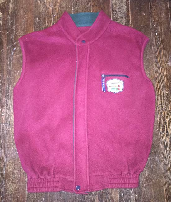 Balmain Vintage Fleece Vest Size US S / EU 44-46 / 1