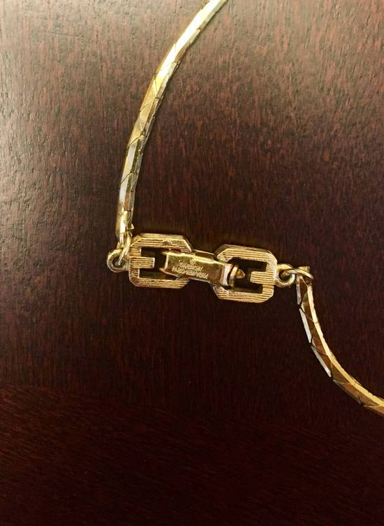 Givenchy Gold Necklace Size ONE SIZE - 2