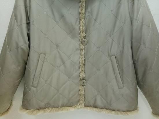 Balmain Vintage Balmain Paris Fur and Silk Reversible Jacket RARE Design Size US L / EU 52-54 / 3 - 8