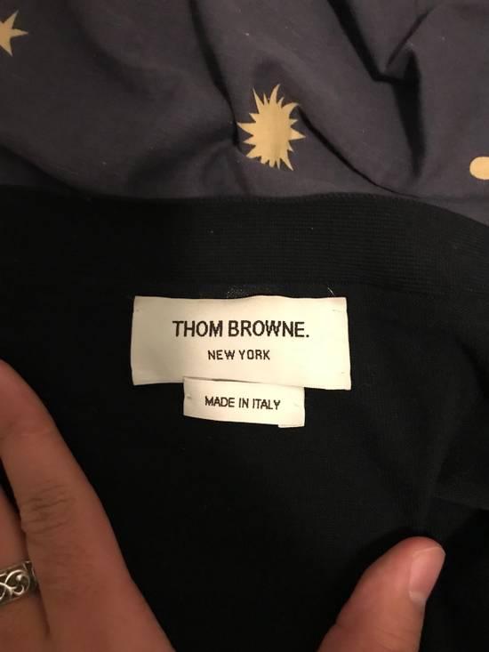Thom Browne v neck Cardigan in fine merino wool Size US M / EU 48-50 / 2 - 2