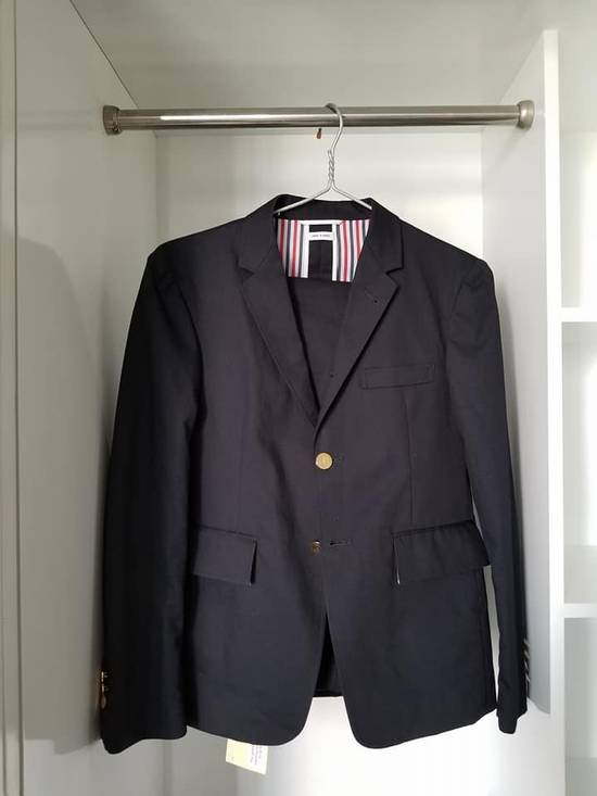 Thom Browne Thom Browne full-suit (jacket sz0, pants size 1) Size 36R