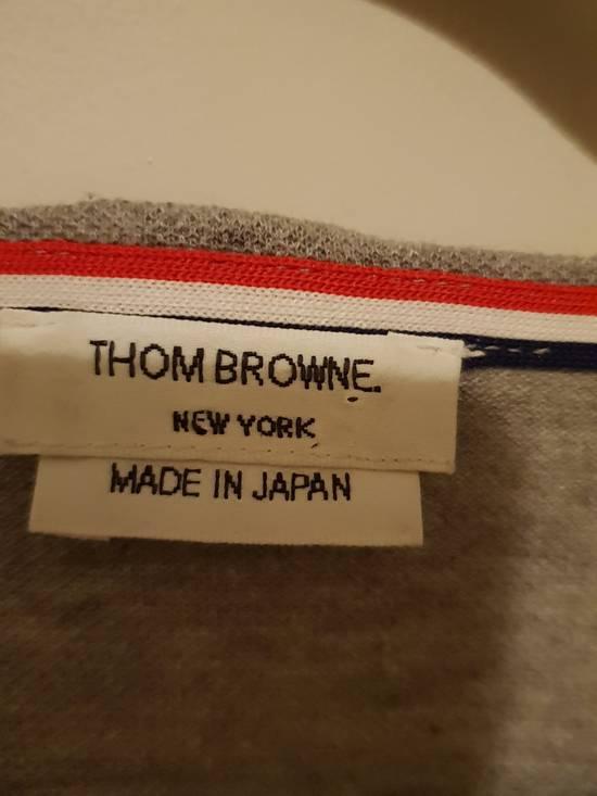 Thom Browne Grey pocket tee Size US L / EU 52-54 / 3 - 2