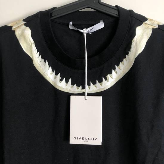 Givenchy Shark Teeth Cuban Fit T-shirt Size US S / EU 44-46 / 1 - 1