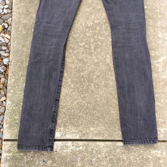 Balmain Gray Balmain Skinny Jeans Size US 27 - 11
