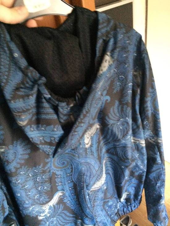 Givenchy Givenchy Authentic $1290 Navy Floral Jacket Size M Brand New With Tags Size US M / EU 48-50 / 2 - 4