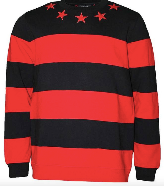 Givenchy Givenchy Striped Stars long sleeve sweater Size US S / EU 44-46 / 1