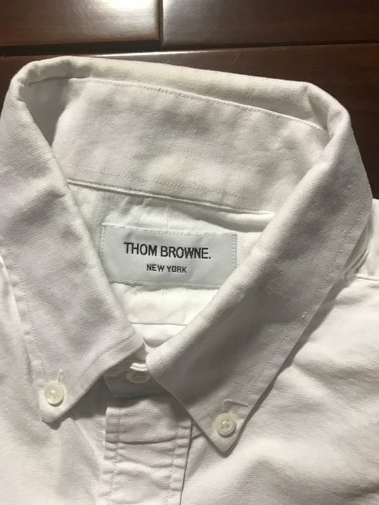 Thom Browne TB Long sleeve tshirts size 2 Size US M / EU 48-50 / 2 - 1
