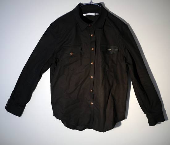 Givenchy Givenchy Button Up with Leather Pocket Size US XL / EU 56 / 4