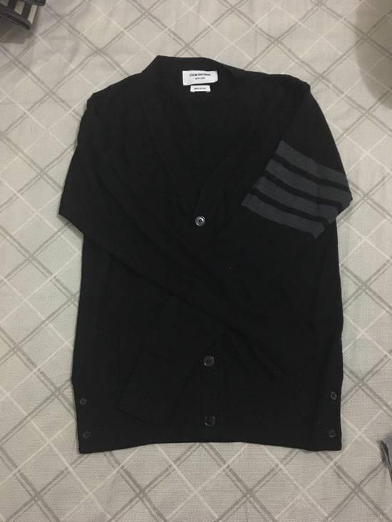 Thom Browne Black Label Wool Cardigan Size US S / EU 44-46 / 1