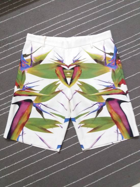 Givenchy Givenchy SS12 Bird of Paradise Gabardine Shorts Man Size Large Not Supreme gucci raf simons ysl palace off-white acne studios visvim maison margiela louis voitton A.P.CA BAPE commes des garcons balenciaga undercover jun takahashi Size US 33 - 3