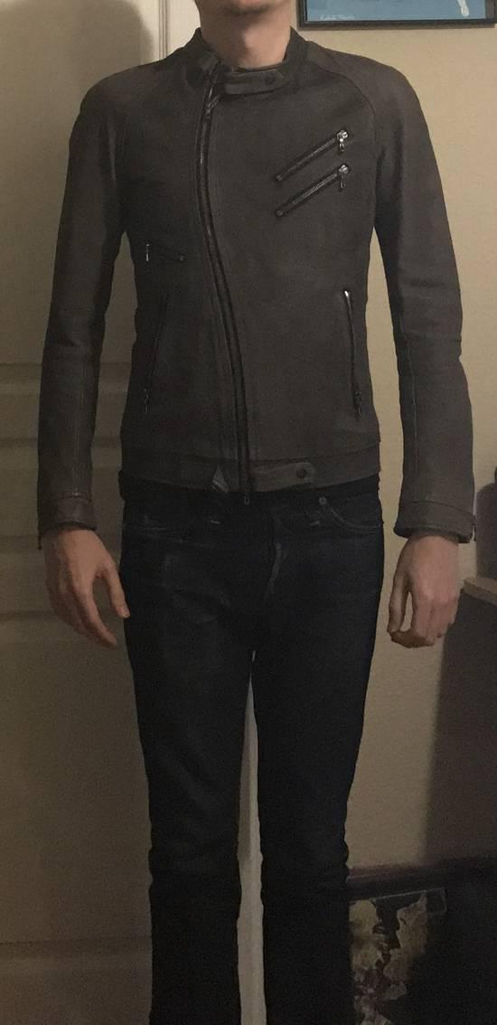 Julius Grey Leather, Size 1 Size US S / EU 44-46 / 1 - 7