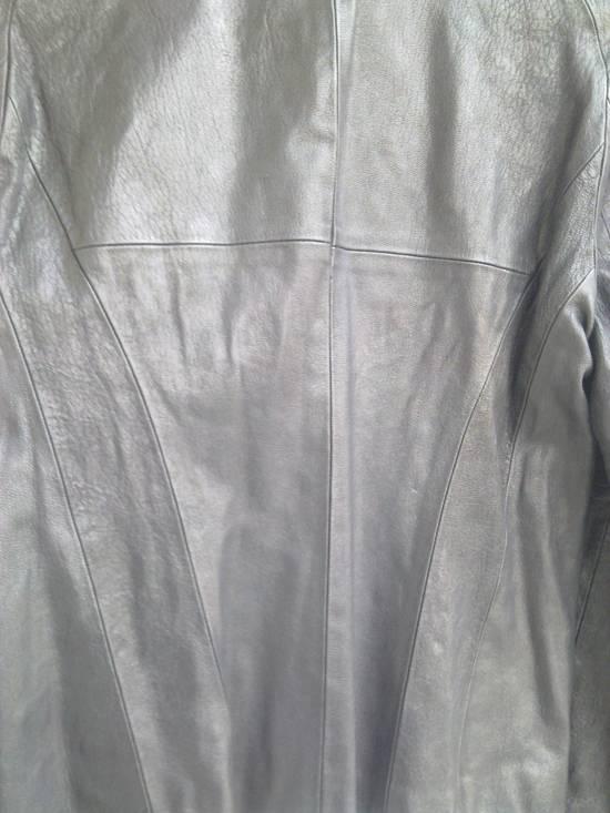 Julius Julius high collar Leather Jacket Size US L / EU 52-54 / 3 - 4