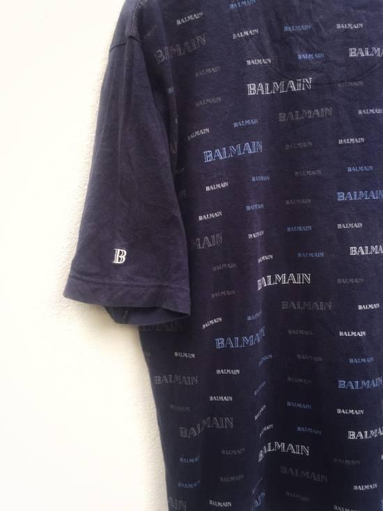 Balmain Balmain Short Sleeve T-shirt Full Print Size US L / EU 52-54 / 3 - 3