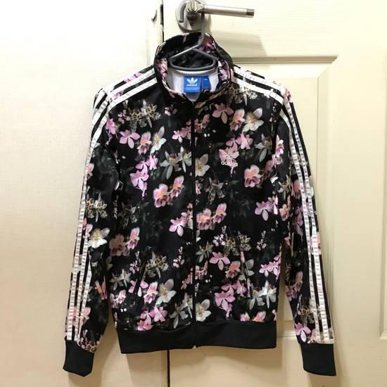 aa49357603b6 Adidas Adidas Originals Orchid Track Jacket Floral(women) Size US S   EU 44  ...
