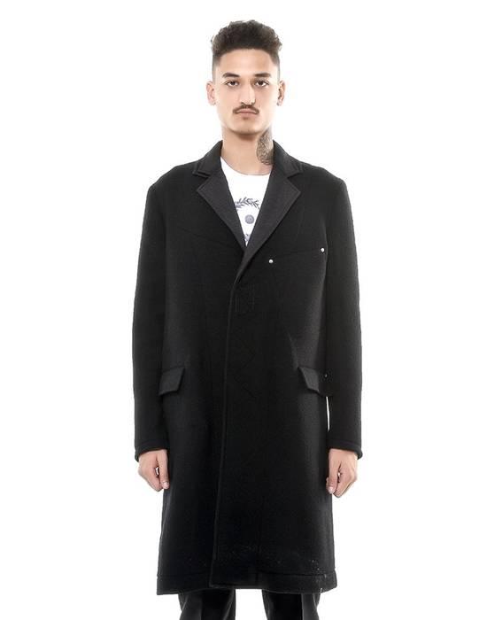 Givenchy Givenchy Zipped Sleeves Long Coat (Size - 54) Size US L / EU 52-54 / 3