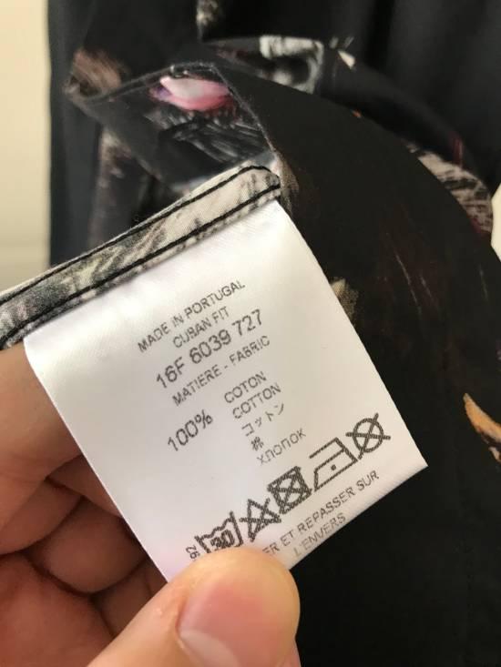 Givenchy Berserk Monkey Dress Shirt Size US M / EU 48-50 / 2 - 5