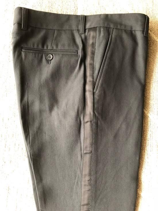 Balmain Tuxedo Striped Pants Size US 32 / EU 48 - 1