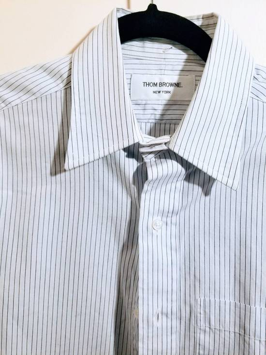 Thom Browne Classic Striped Button down Size US M / EU 48-50 / 2