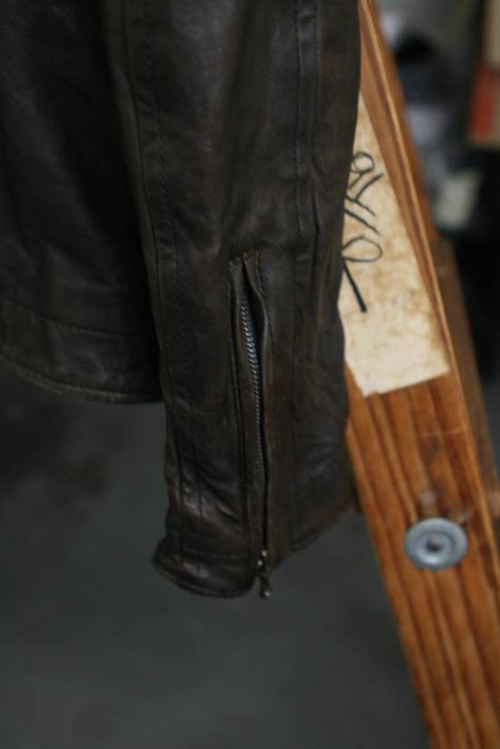 Julius LAST DROP: SS09 Lambskin Double Rider Size US M / EU 48-50 / 2 - 10