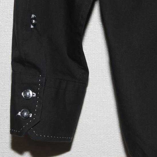 Balmain Vintage Balmain Paris Free Shipping Men's Longsleeve Button Shirt Black Size Fit Like L Cotton Size US L / EU 52-54 / 3 - 9