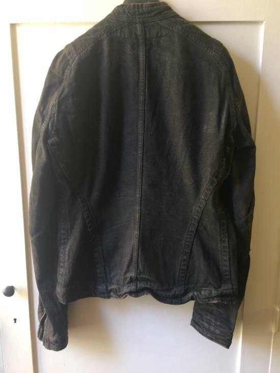Julius Distressed Denim Jacket Size US M / EU 48-50 / 2 - 2