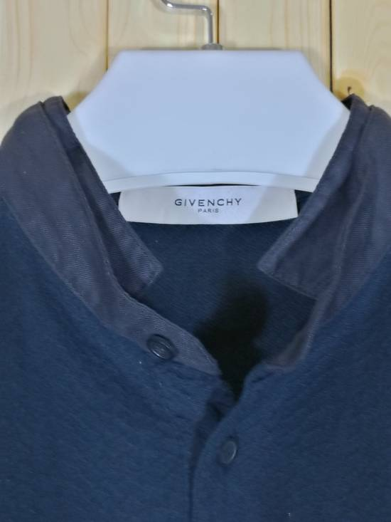 Givenchy Vintage Givenchy Shirt Plein Shirt Re-Shape Whilst Damp Made Italy Size US M / EU 48-50 / 2 - 3