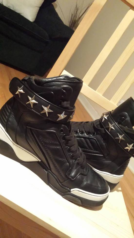 Givenchy Givenchy 'Tyson' Hi-Top Sneakers Size US 10 / EU 43