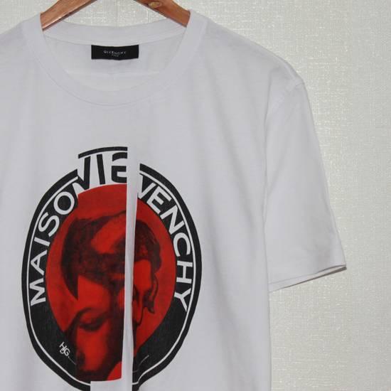Givenchy Men's T-Shirt Givenchy France Split Face Tee Size Like M Size US M / EU 48-50 / 2
